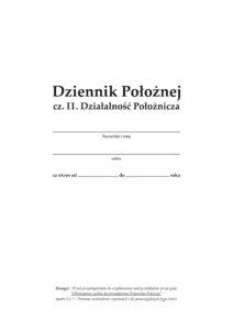 Dziennik Poloznej II a
