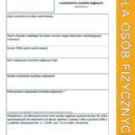 Oświadczenie o przeznaczeniu wyrobów węglowych